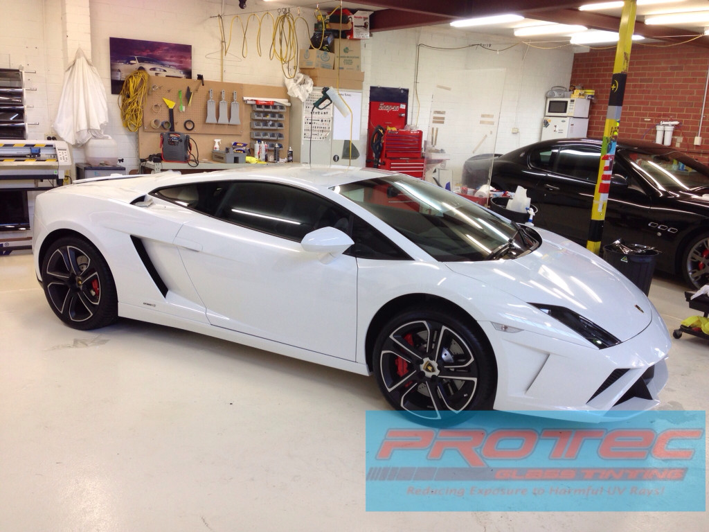 Paint Protection Film Installed on Gallardo & Maserati Perth